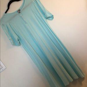 bc4c5f94d4c NWT Soft Green Jersey Dress - 12P